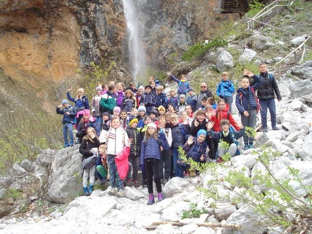 Ekskurzija v Logarsko dolino