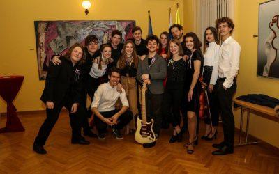 Ruski večer Gimnazije – Celje Center