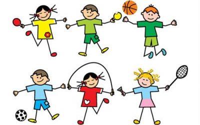 Športni dan: tek in športne dejavnosti za 6. in 7. r. – 31. 5. 2021